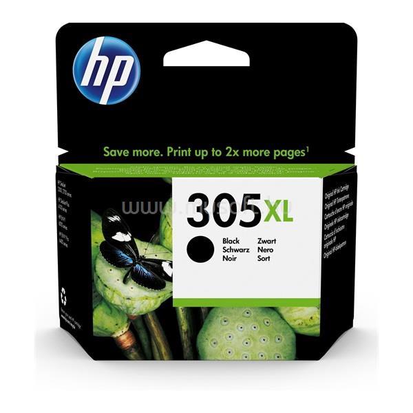 HP Patron No305 XL fekete, 240/oldal