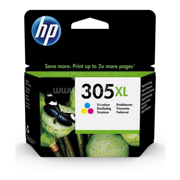 HP Patron No305 XL tricolor színes, 200/oldal