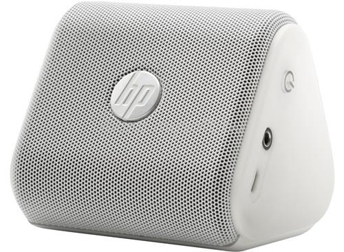 HP 1.0 Hangszóró Roar Mini akkumulátoros, Bluetooth, fehér