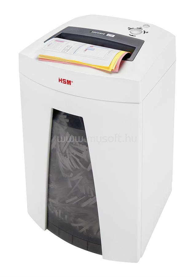 HSM Securio C18 3,9x30 iratmegsemmisítő
