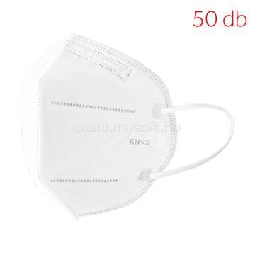 IDEA KN95 Maszk (FFP2) egészségügyi maszk 50db