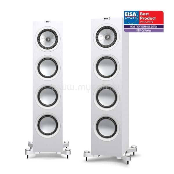 KEF Q 750 fehér álló hangfalpár