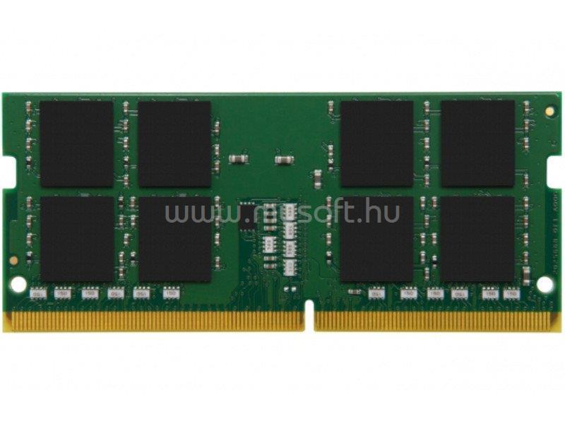 KINGSTON SODIMM memória 8GB DDR4 2666MHz Single Rank