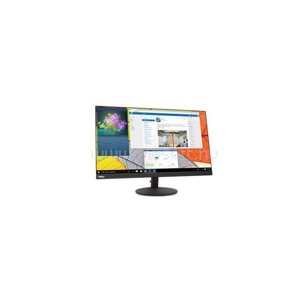 LENOVO ThinkVision S27q-10 Monitor 61E8GAT1EU large
