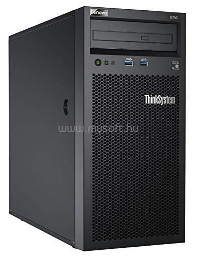 LENOVO ThinkSystem ST50 Tower RSTe 1x E-2224G 1x 250W AMT 4x 3,5