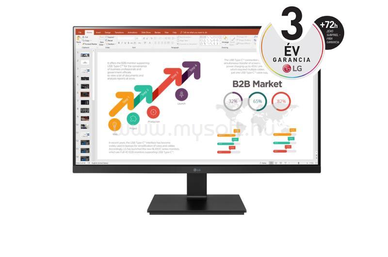 LG 24BL650C-B Monitor