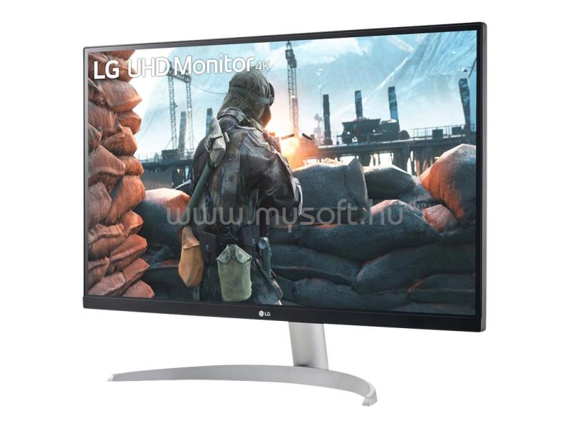 LG 27UP600-W 4K Monitor