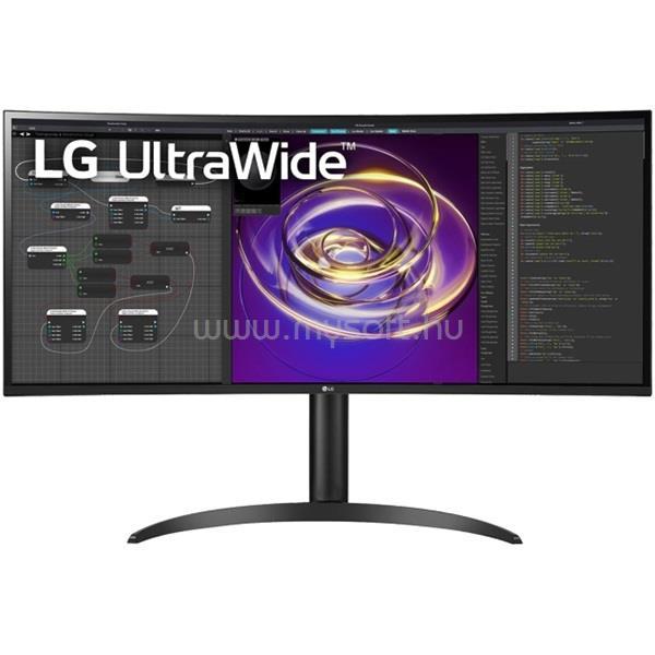LG 34WP85C-B ívelt monitor