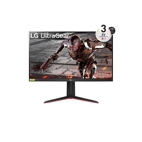 LG 32GN550-B Gaming Monitor