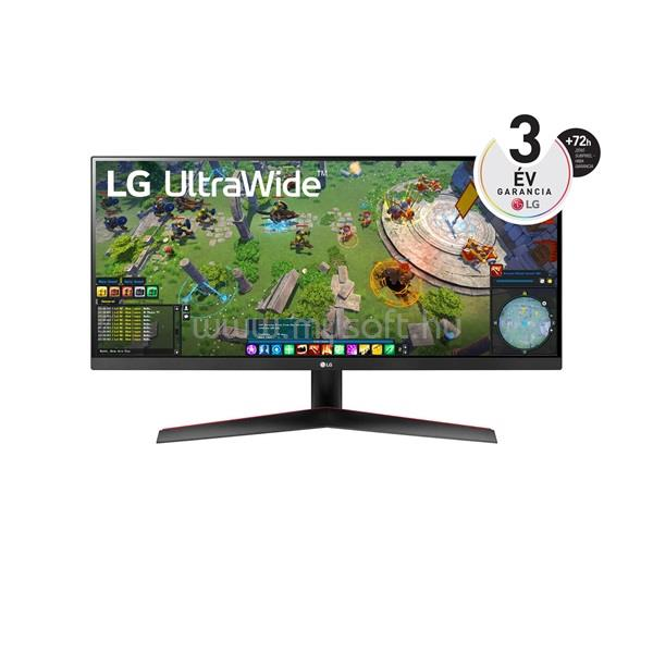 LG 29WP60G-B UltraWide Monitor