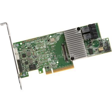 LSI MegaRAID SAS 9361-8i, 12Gb/s, SAS/SATA 8-port int, RAID 0/1/5/6/10/50/60, ca