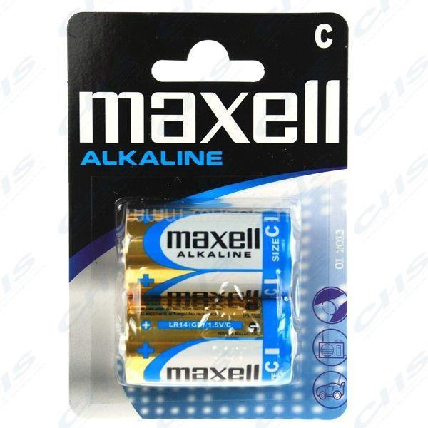 MAXELL Elem LR14 C (Bébi) 2db-os