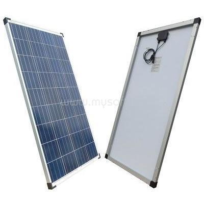 MW POWER 100W polykristályos napelem panel