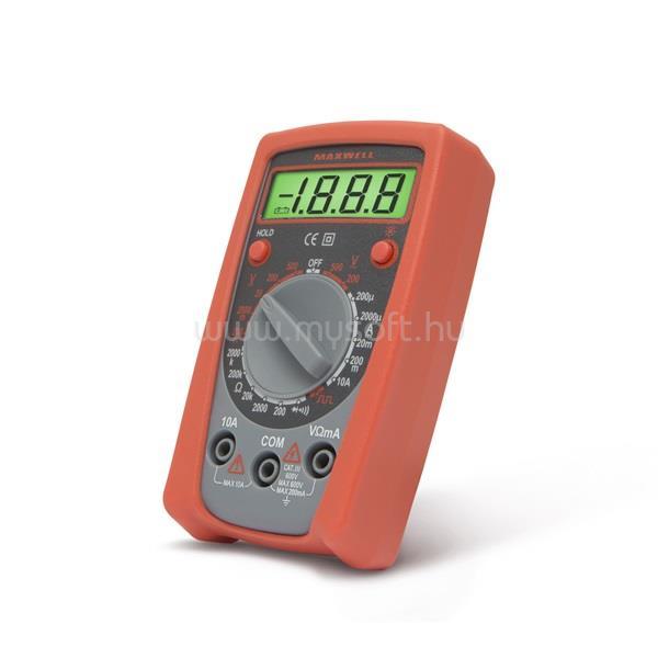 MAXWELL 25103 digitális multiméter