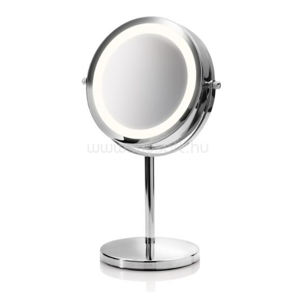 MEDISANA CM 840 Megvilágított, nagyítós kozmetikai + normál tükör, 5x nagyítás