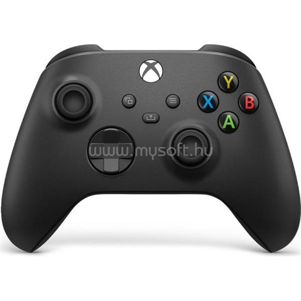 MICROSOFT Xbox Series Kiegészítő Vezeték nélküli kontroller fekete