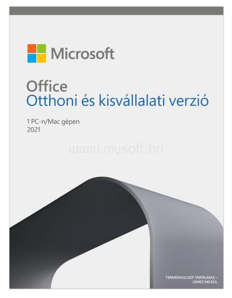 MICROSOFT Office Home and Business 2021 Hungarian