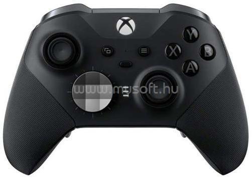 MICROSOFT Xbox One Vezeték nélküli controller Elite Series 2 (fekete)