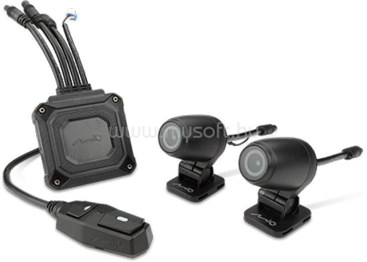 MIO MiVue M760 Dual motoros kamera