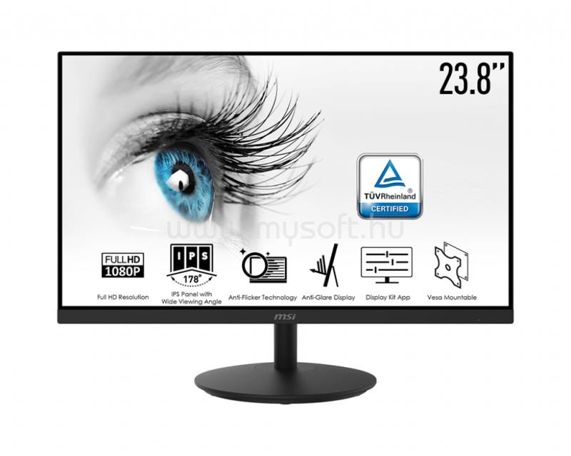 MSI PRO MP242 monitor