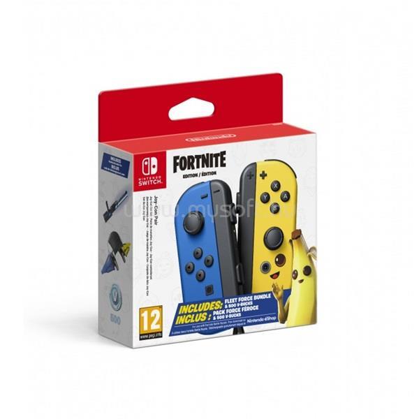 NINTENDO Switch Joy-Con Fortnite Limited Edition kontroller pár