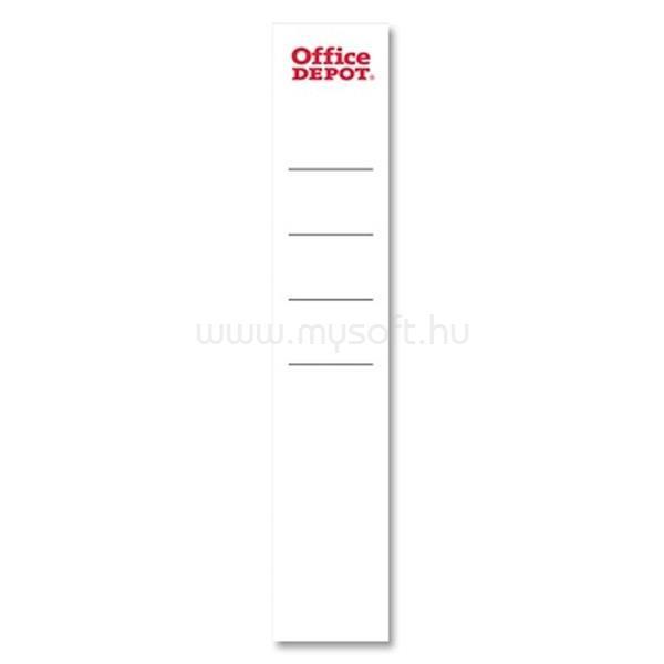 OFFICE DEPOT 5cm 20db iratrendező címke