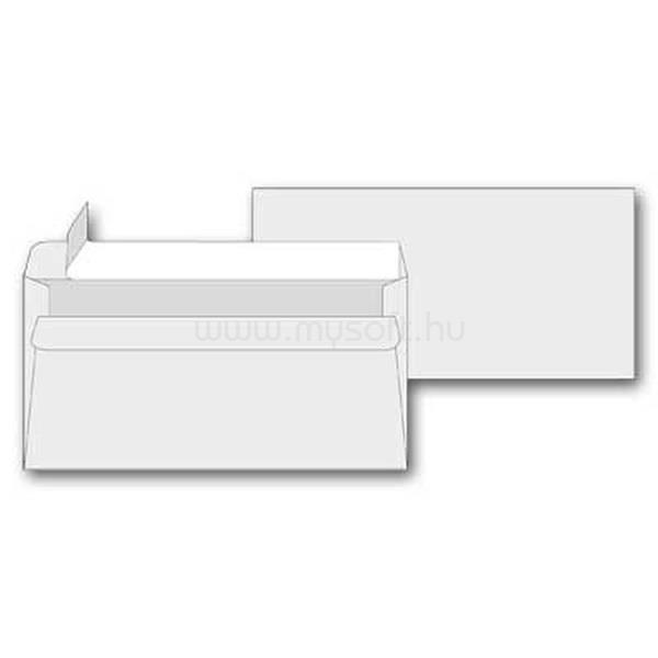 OFFICE DEPOT LA4 szilikonos bélésnyomott 25db boríték