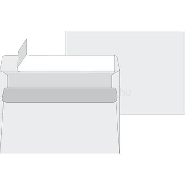 OFFICE DEPOT LC6 szilikonos bélésnyomott 100db boríték