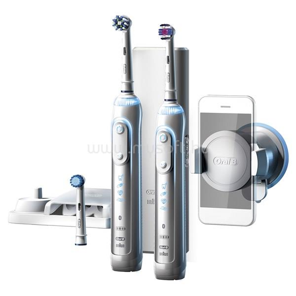ORAL-B Oral-B PRO 8900 Cross Action elektromos fogkefe + bónusz handle