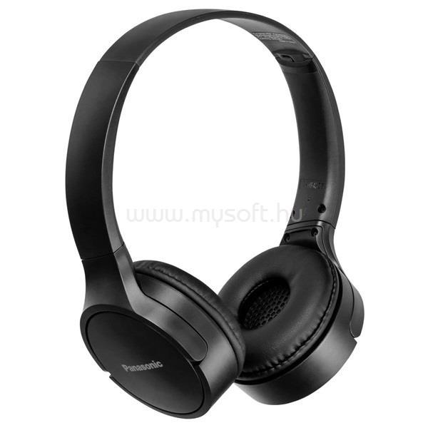 PANASONIC RB-HF420BE-K Bluetooth fekete fejhallgató