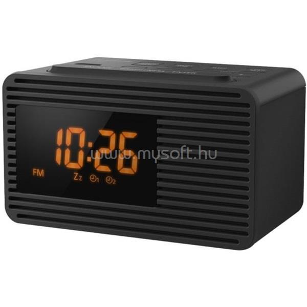 PANASONIC RC-800EG-K rádiós ébresztőóra