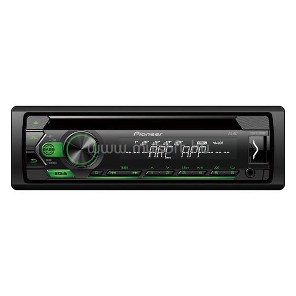 PIONEER DEH-S120UBG CD/USB autóhifi fejegység