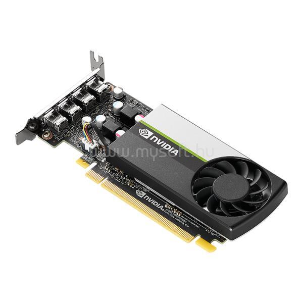 PNY NVIDIA Quadro T1000 GDDR6 4GB/128bit 896 CUDA PCI Express 3.0 x16, 4xmDP, LP