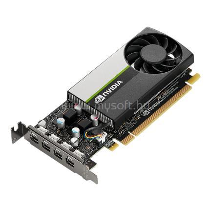 PNY NVIDIA Quadro T600 GDDR6 4GB/128bit 640 CUDA PCI Express 3.0 x16 4xmDP, LP