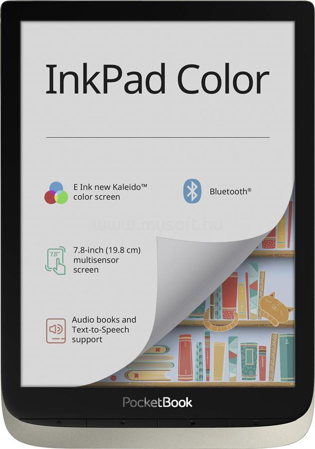 "POCKETBOOK InkPad Color 7,8"" E-Book olvasó"