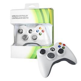 PRC vezeték nélküli Xbox 360 fehér kontroller PRCX360WLSSW small