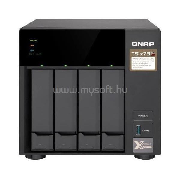 QNAP NAS TS-473-4G AMD