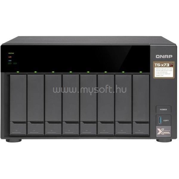 QNAP NAS 8 fiókos TS-873-4G