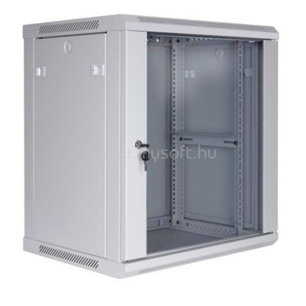 """RITTAL 19"""" Egyrészes 12U NT Fali rack szekrény 600x450"""