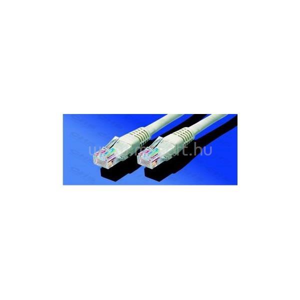 ROLINE Patch kábel CAT6 5m (szürke)
