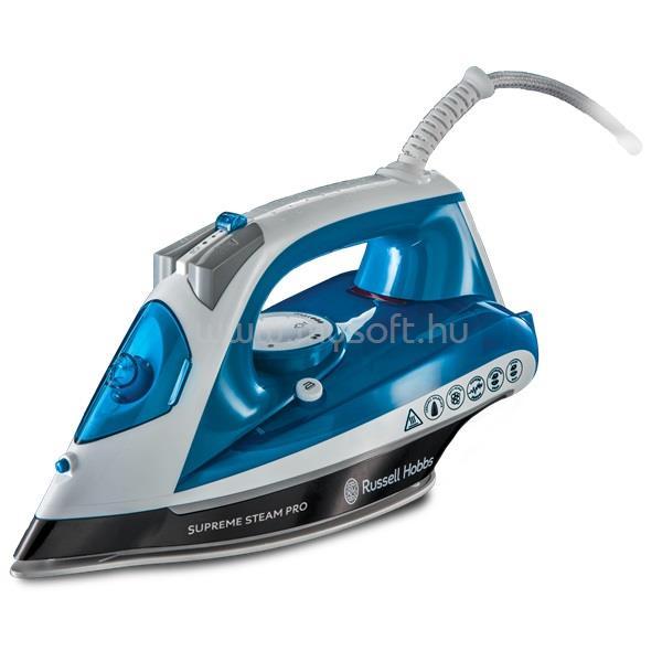 RUSSELL HOBBS 23971-56/RH Supreme Steam Pro kék-fehér vasaló