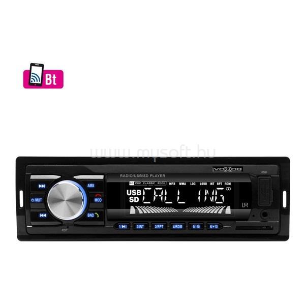SAL VB 3100 Bluetooth/USB/SD/MP3/AUX autóhifi fejegység