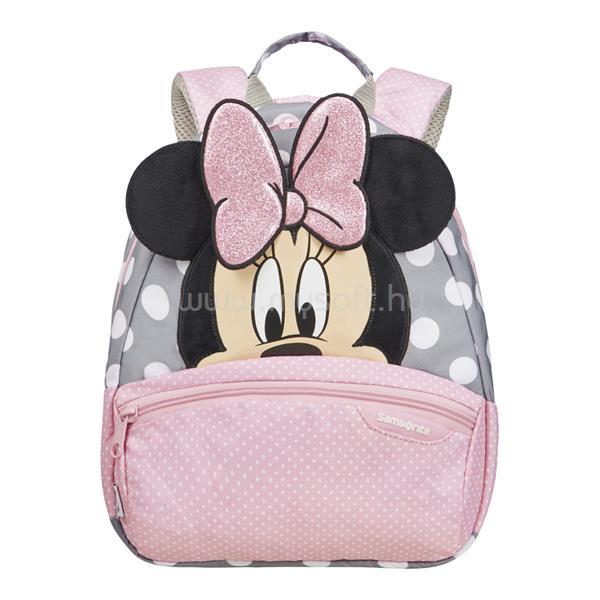 SAMSONITE Gyermek hátizsák 106707-7064, Hátizsák S (Minnie Glitter) -DISNEY ULTIMATE 2.0