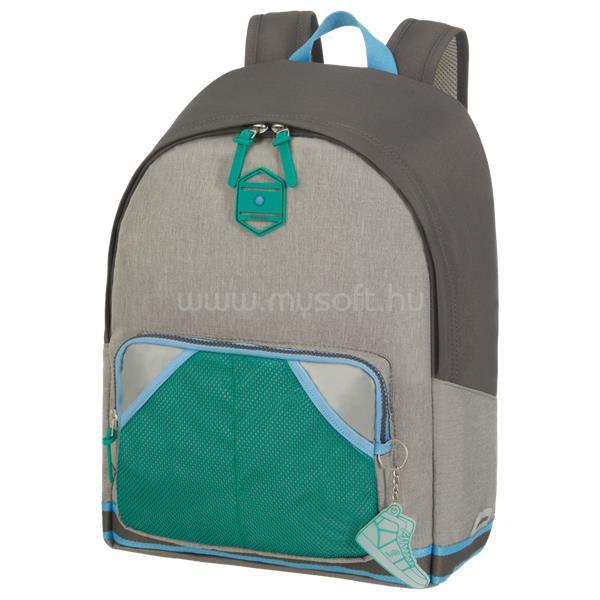 SAMSONITE Gyermek hátizsák 123781-8997, BACKPACK L (GREY GLACIER) -SAM SCHOOL SPIRIT