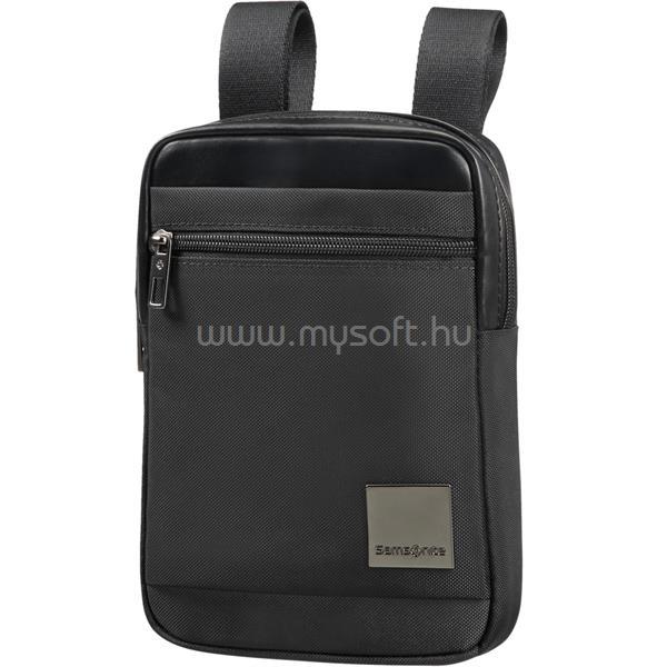 SAMSONITE Oldaltáska 92906-1041, Crossover bag (BLACK) -HIP-SQUARE