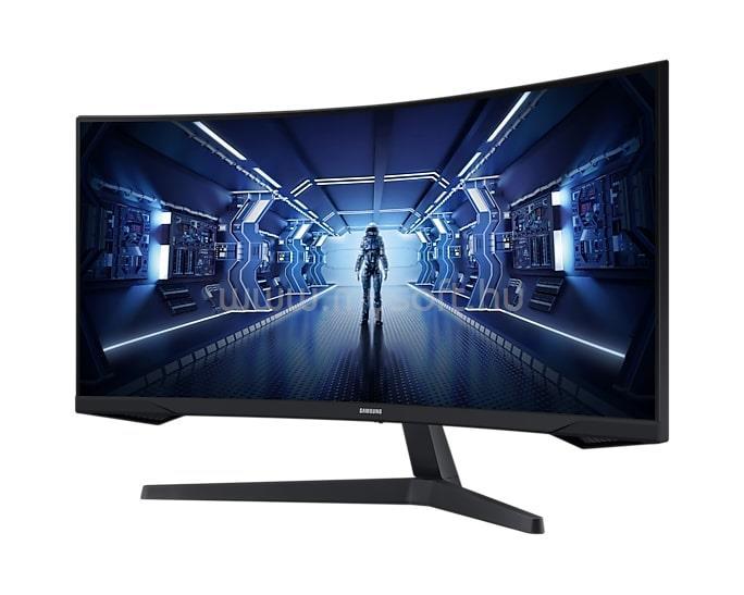 SAMSUNG C34G55TWW Gaming Monitor