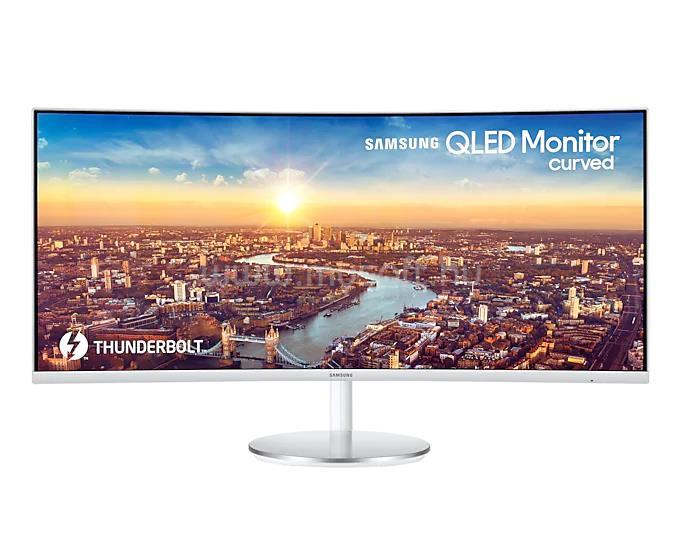 SAMSUNG C34J791WT Ívelt Monitor
