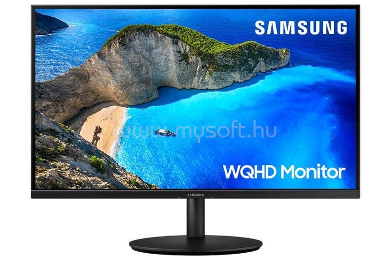 """SAMSUNG F27T700Q 27""""  WQHD monitor"""