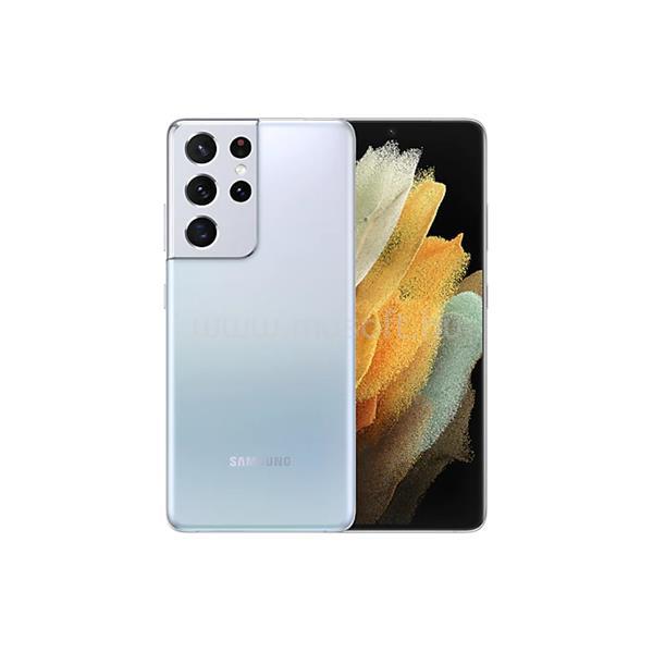 SAMSUNG Galaxy S21 Ultra 5G (Dual SIM) 256GB, Fantomezüst