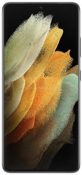 SAMSUNG Galaxy S21 Ultra 5G (Dual SIM) 512GB, Fantomfekete